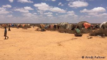 Horn von Afrika Dürre |