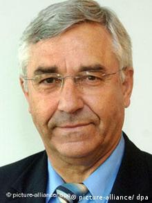 Manfred Palmen Parlamentarischer Staatssekretär NRW