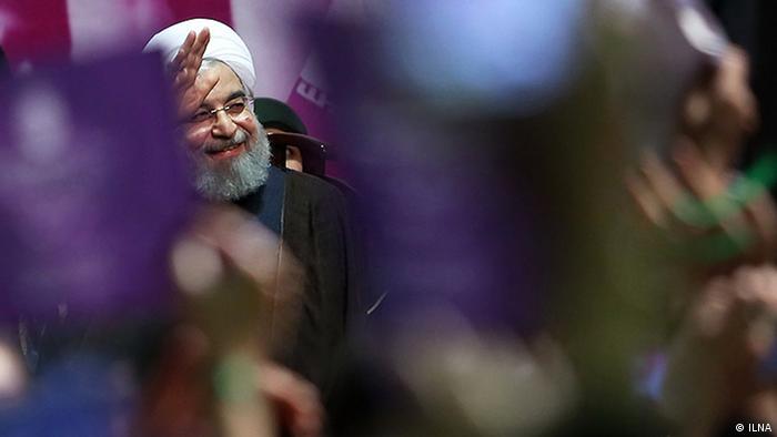 Iran Wahl Hassan Rohani (ILNA)