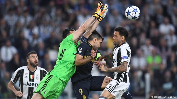 Champions League - Juventus Turin vs AS Monaco