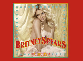CD-Cover: The Circus B.Spears