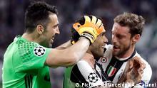 Champions League - Juventus Turin vs. AS Monaco