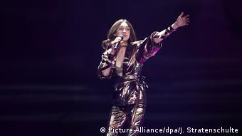 Eurovision Song Contest 2017 in Kiew | Martina Barta Tschechien (Picture-Alliance/dpa/J. Stratenschulte)
