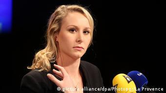 Παρολίγον να κερδίσει την περιφέρεια PΑCA το 2015 η ανιψιά της Μαρίν Λεπέν Μαριόν Μαρεσάλ.