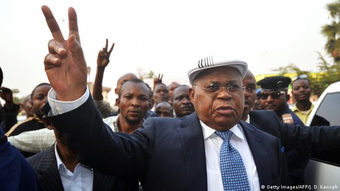 Etienne Tshisekedi (Getty Images/AFP/J. D. Kannah)