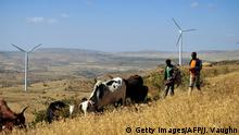 Äthiopien Windpark