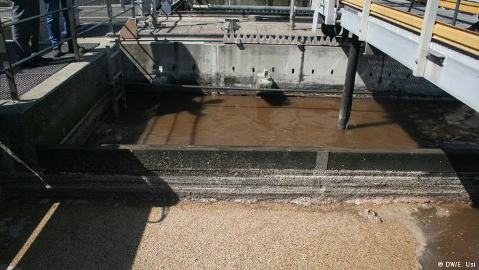 El lodo orgánico se genera a partir de los residuos que desechan los hogares.