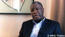 Denis Mukwege Frauenarzt in DRC