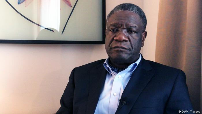 Denis Mukwege estime que les crimes commis en RDC relèvent de la justice internationale