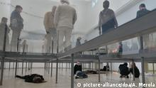 Italien 57. Kunstbiennale von Venedig Anne Imhof