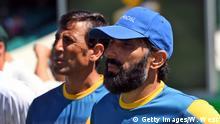 Pakistan Cricket Misbah ul Haq und Younis Khan