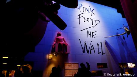 The Pink Floyd Exhibition: Their Mortal Remains (Reuters/S. Wermuth)