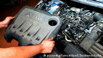 Celebrul motor Volkswagen TDI