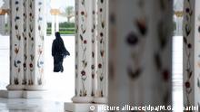 Scheich-Zayed-Moschee Abu Dhabi (picture alliance/dpa/M.Gambarini)