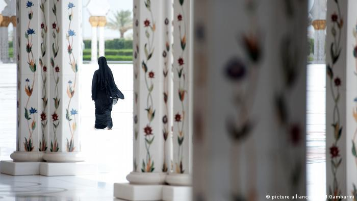 Scheich-Zayed-Moschee Abu Dhabi
