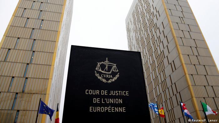Europäischer Gerichtshof in Luxemburg (Reuters/F. Lenoir)