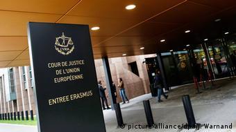 To Ευρωπαϊκό Δικαστήριο στο Λουξεμβούργο
