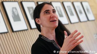 DW columnist Yoani Sanchez