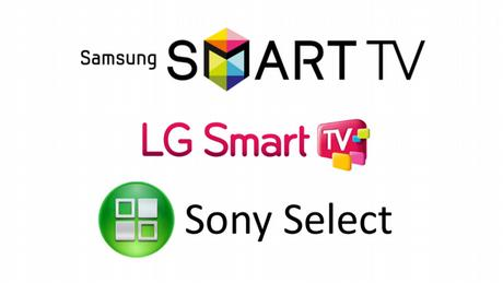 Smart TV Samsung, LG, Sony