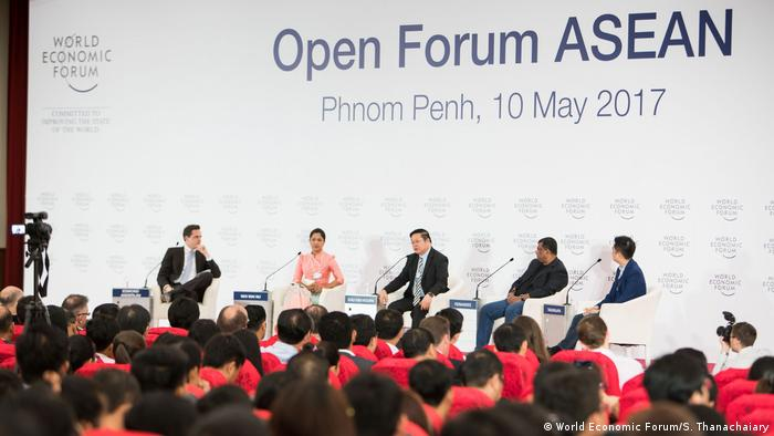 Weltwirtschaftsforum ASEAN Dream (World Economic Forum/S. Thanachaiary)