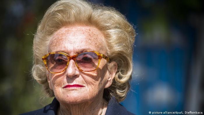 Bernadette Chirac (picture-alliance/dpa/L. Dieffembacq)