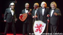 Argentinische Musikgruppe Les Luthiers