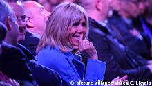 Frankreich Brigitte Macron - Ehefrau von Emmanuel Macron