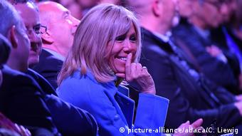 Brigitte Macron (picture-alliance/abaca/C. Liewig)