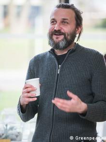 Greenpeace Krzysztof Cibor Polen