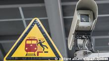 Deutschland Berlin Bahnhof Südkreuz