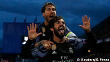 Champions League - Atletico Madrid vs. Real Madrid