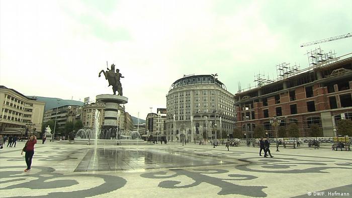 Skoplje i Aleksandar Veliki - zemlja je već promenila ime da bi udovoljila Grcima