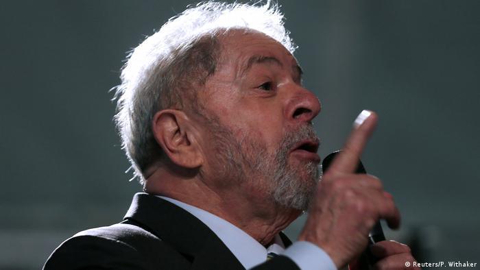 Resultado de imagem para Lula fica inelegível após condenação no caso triplex? Entenda
