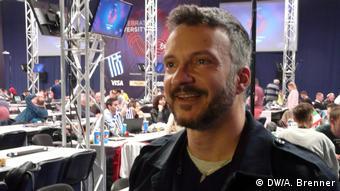Ирвинг Вольтер, немецкий эксперт по конкурсу Евровидение
