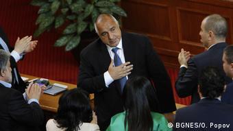 Για πόσο καιρό ο πρωθυπουργός Μπορίσοφ θα ανέχεται νεοναζιστές στην κυβέρνησή του;