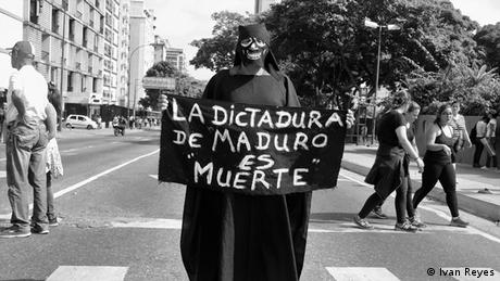 Protests paralyze Venezuela