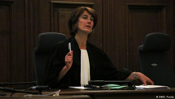 Belgien Prozess gegen saudi-arabische Prinzessinnen in Brüssel (DW/D. Pundy)