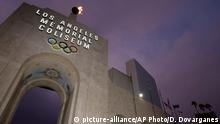 USA Los Angeles Coliseum