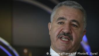 Ulaştırma, Denizcilik ve Haberleşme Bakanı Ahmet Arslan