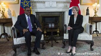 Großbritannien Somalia-Konferenz in London