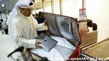 Laptop-Verbot auf Flügen in die USA