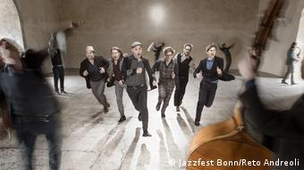 Band Hildegard lernt fliegen aus der Schweiz beim Jazzfest Bonn 2017 (Foto: Jazzfest Bonn/Reto Andreoli)