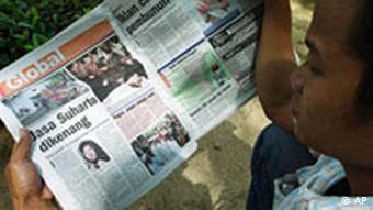 Malaysia's mainstream newspapers and broadcasters are closely linked with the ruling coalition