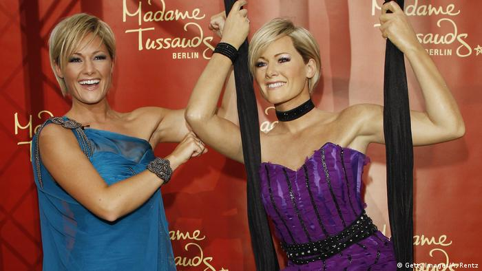 Helene Fischer at Madame Tussauds Berlin (Getty Images/A. Rentz)