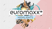 DW Euromaxx Highlights (Sendungslogo)
