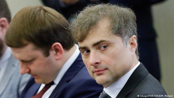Владислав Сурков відповідав в Кремлі за український напрямок