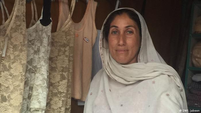 Pakistan Arbeitende Frauen (DW/I. Jabeen)
