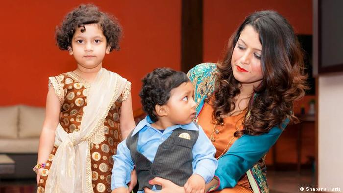 Pakistan Arbeitende Frauen (Shabana Haris)