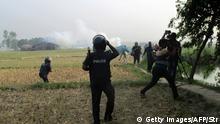 Bangladesch Polizei in Auseinandersetzung mit mutmaßlichen Islamisten