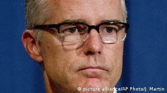 Andrew McCabe (picture alliance/AP Photo/J. Martin)